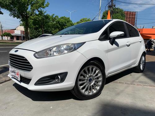 ford fiesta kinetic design 1.6 sedan se 120cv 2014
