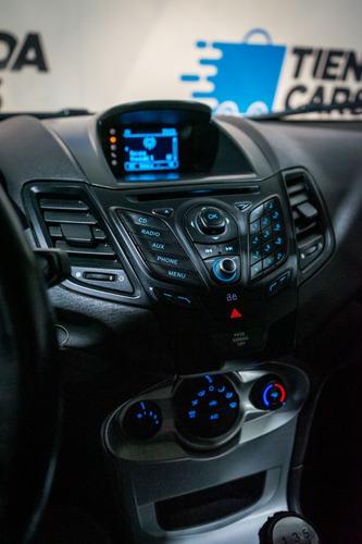 ford fiesta kinetic design 1.6 sedan se 120cv