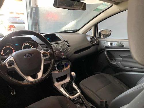 ford fiesta kinetic design 1.6 sedan se plus 120cv 2016