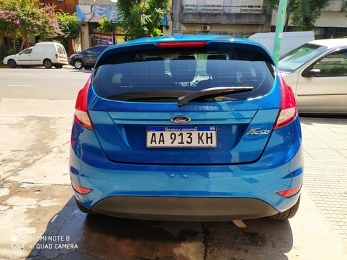 ford fiesta kinetic design 1.6 sedan se plus 120cv 2017