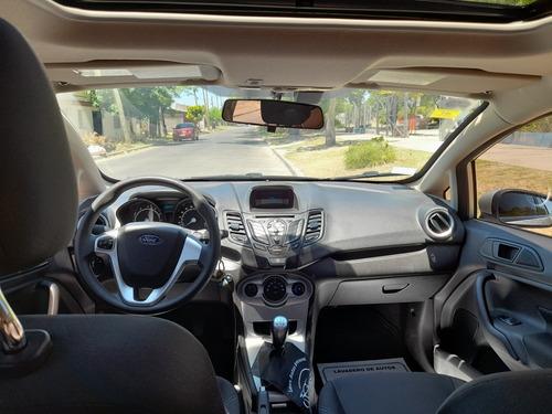 ford fiesta kinetic design 1.6 sedan se plus 120cv 2018
