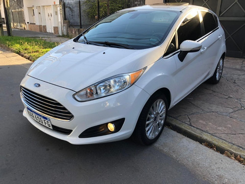ford fiesta kinetic design 1.6 titanium 120cv 2016