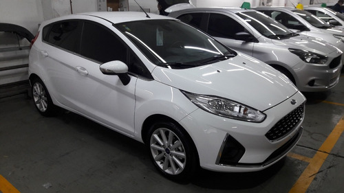 ford fiesta kinetic design 1.6 titanium at powershift mc2