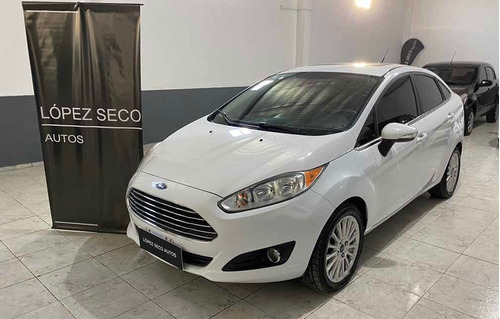 ford fiesta kinetic design 1.6 titanium powershift 120cv
