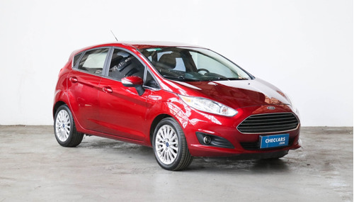 ford fiesta kinetic design 1.6 titanium powershift - 18636