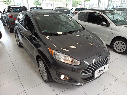 ford fiesta kinetic design