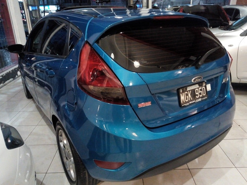 ford fiesta kinetic design design