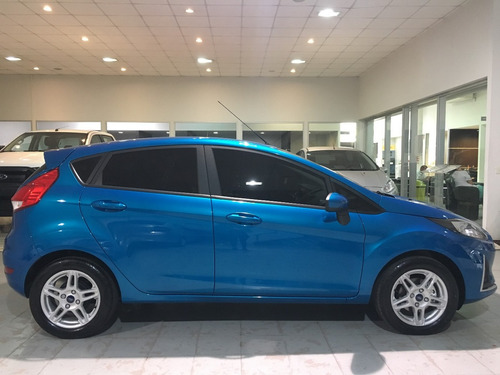ford fiesta kinetic design s plus 1.6 manual 0km 2018