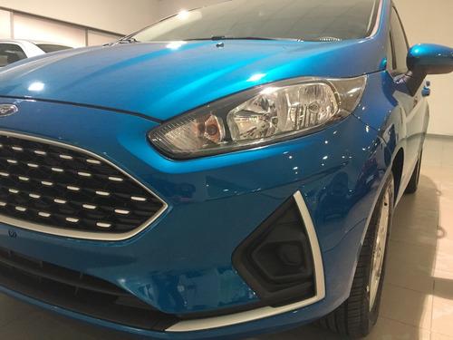 ford fiesta kinetic design s plus 1.6 manual 120cv 0km 2018