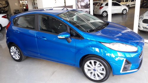 ford fiesta kinetic design se plus 2018 0 km | 2