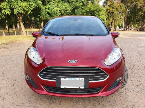 ford fiesta kinetic design titanium 1.6 2016 5p