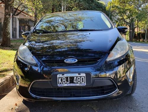 ford fiesta kinetic design titanium 1.6 -  5 puertas