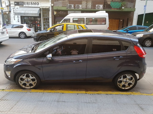 ford fiesta kinetic desing 1.6 titanium 5 ptas 2013