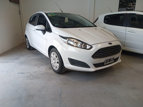 ford fiesta kinetic s 2015 impecable 29.000kms !!!!