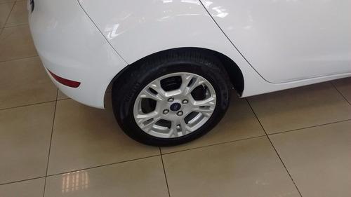 ford fiesta kinetic s plus 1.6 5 puertas 0km - ms3