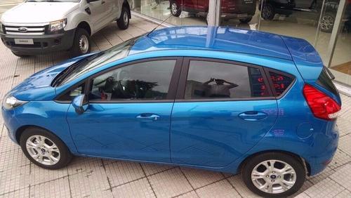 ford fiesta kinetic s plus 1.6 5 puertas 2017
