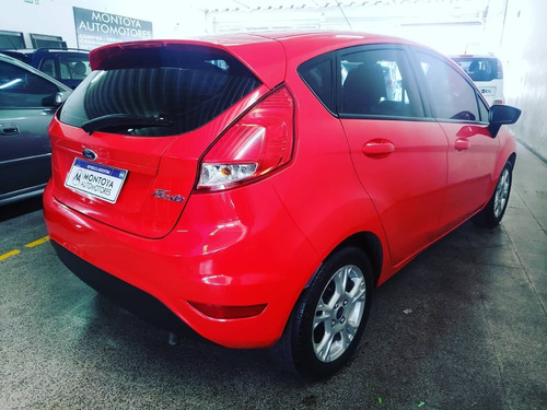 ford fiesta kinetic s-plus mod 2014impecable 88 mil km