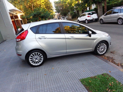 ford fiesta kinetic se 2015 / impecable /55.000 km
