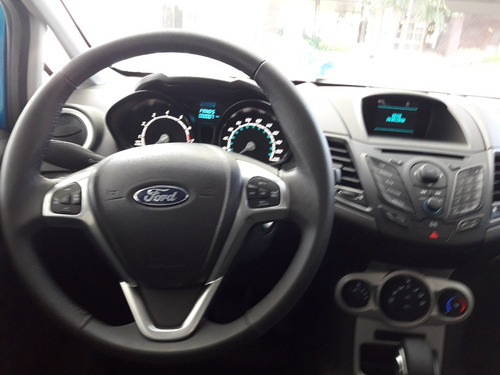 ford fiesta kinetic se at 5p 1.6 2017 is