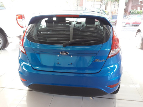 ford fiesta kinetic se at 5p 1.6 2018 is