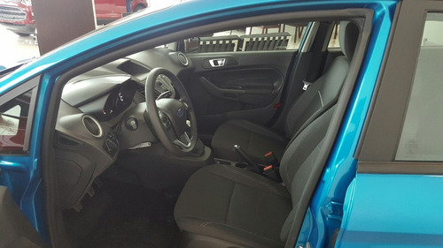 ford fiesta kinetic se mt