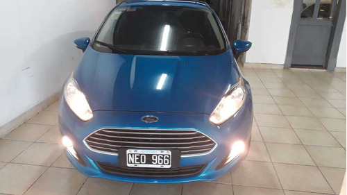 ford fiesta kinetic se plus 1.6 16v 2013