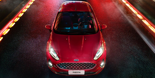 ford fiesta kinetic, solo con dni!