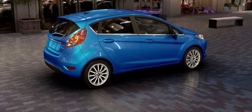 ford fiesta kinetic s.plus y se okm inter motors