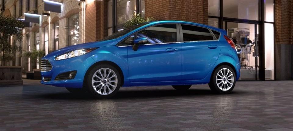 2017 ford fiesta se 1.6 l manual hatchback