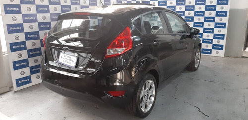 ford fiesta kinetic titanium 1.6 md