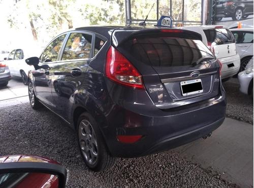 ford fiesta kinetic titanium 2012 techo - juan manuel autos