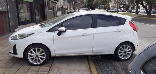 ford fiesta kinetic titanium 2018