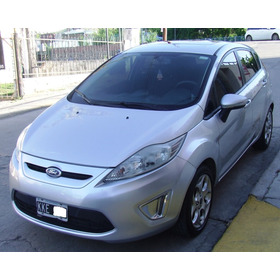 Ford Fiesta Kinetic Titanium 5 Ptas Año211