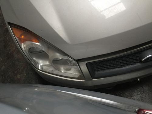 ford fiesta max 2007  dado de baja  04 alta motor  en marcha