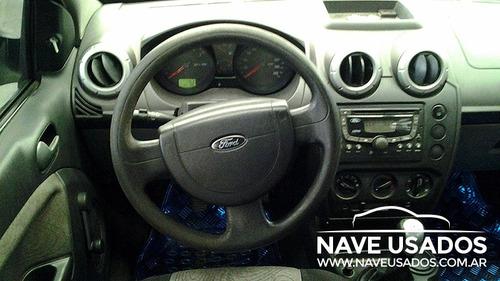 ford fiesta max amb 1.6 2008 gris 5 puertas hrp