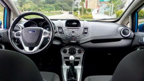 ford fiesta, modelo 2015, hatchback, 101.000 km, único dueño