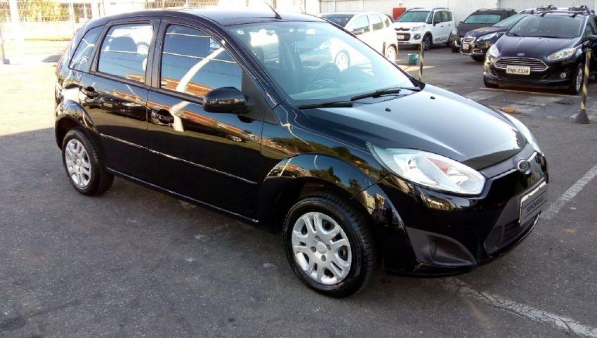 Ford Fiesta Rocam 1 6 8v Flex 2012  2013 5582