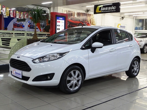 ford fiesta s 1.5 flex