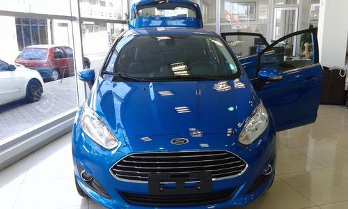 ford fiesta s plus 1.6 4 puertas 0km 2017 cb2