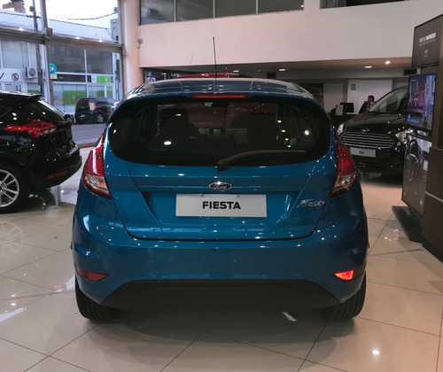 ford fiesta s plus 1.6 nafta 2018 1