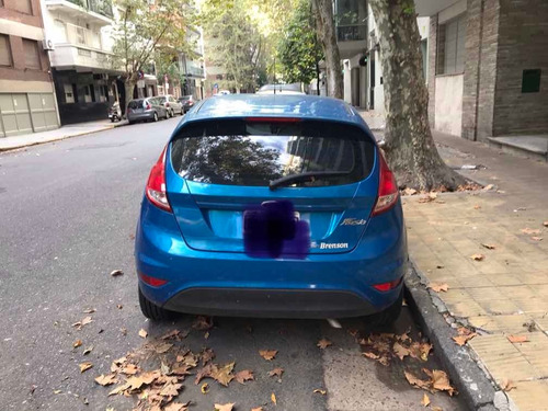 ford fiesta s plus excelente estado
