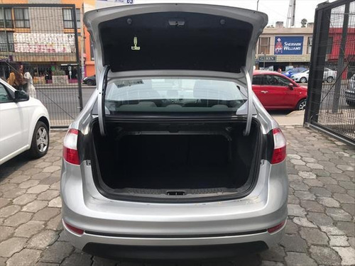 ford fiesta s sedán 2018 (auto demo)