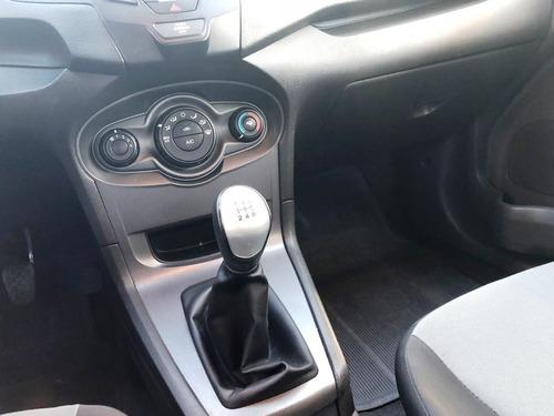 ford fiesta s sedan plata 2016, excelentes condiciones