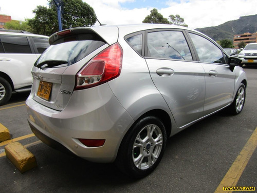 ford fiesta se 1.6 mt