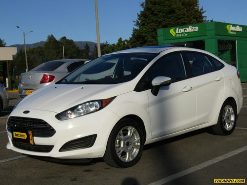 ford fiesta se 1.6 mt tc