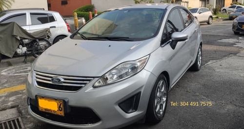 ford fiesta se 2012 mecánico