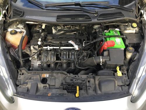 ford fiesta se 2014 1.6 automático full equipo