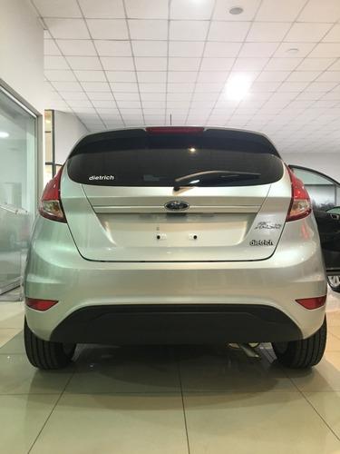 ford fiesta se 5 puertas 0 km 2018 el mejor precio