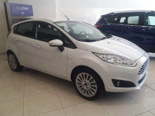 ford fiesta se at 1.6 5p (automatico) ar5
