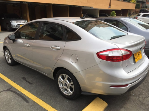 ford fiesta se aut 2015 perfecto estado